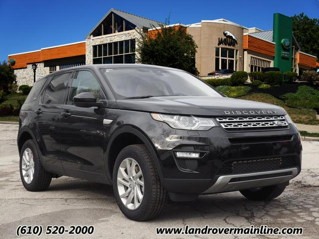 New 2017 Land Rover Discovery Sport HSE AWD