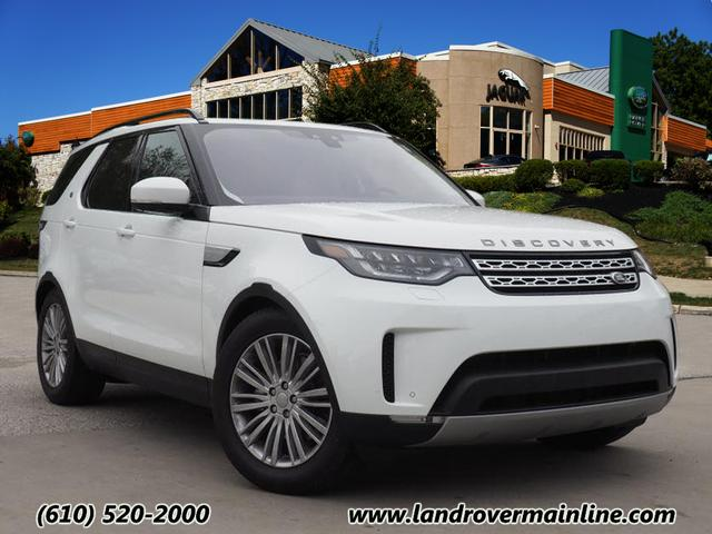 New 2017 Land Rover Discovery HSE AWD