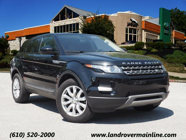 Certified Pre-Owned 2014 Land Rover Range Rover Evoque Pure AWD