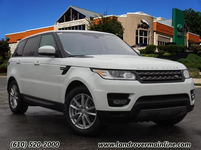 new 2017 land rover range rover sport se awd se 4dr suv in. Black Bedroom Furniture Sets. Home Design Ideas