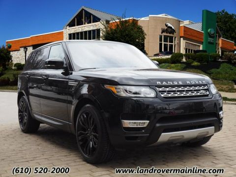 2 Certified Pre Owned Land Rovers In Stock Land Rover ...